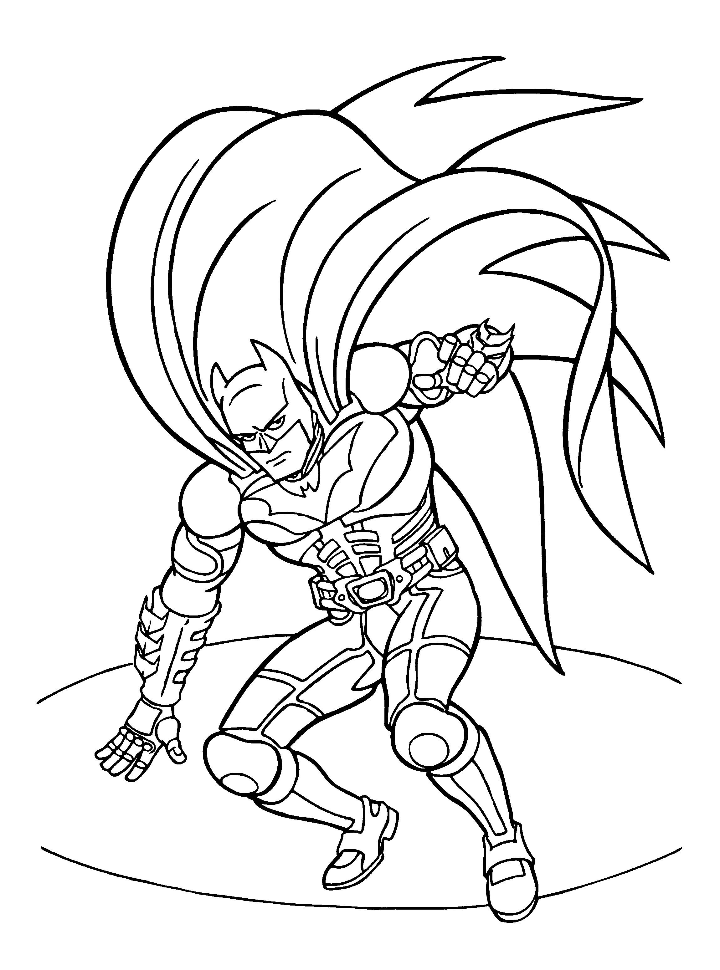 batman coloring pages - kleurplaat book=batman 01&image=batman 01 79 &oms=Batman