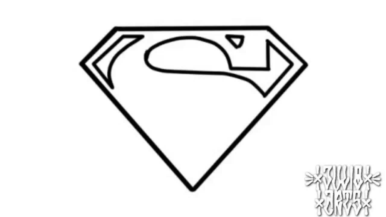 batman logo coloring pages - watch v=iTaVNf5441g