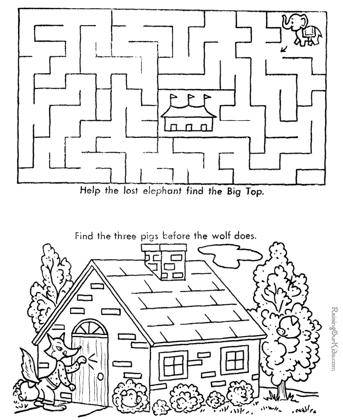 beaver coloring page - free cub scout coloring pages