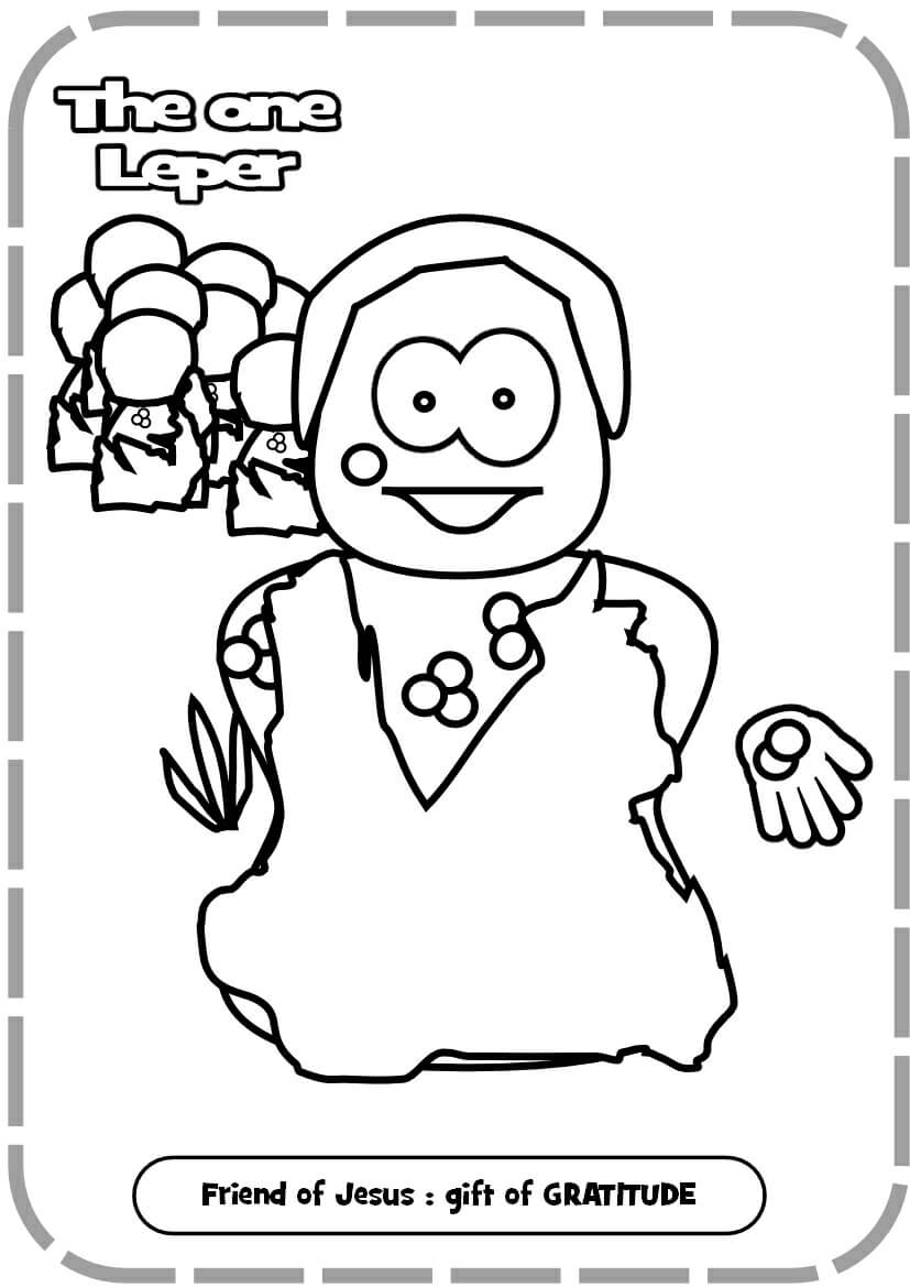 Being Thankful Coloring Pages - L012 Archives Jesus without Language