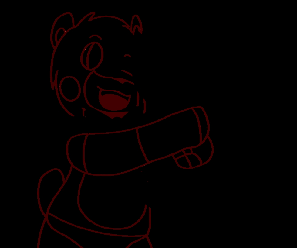 Bendy and the Ink Machine Coloring Pages - toy Freddy and Bendy