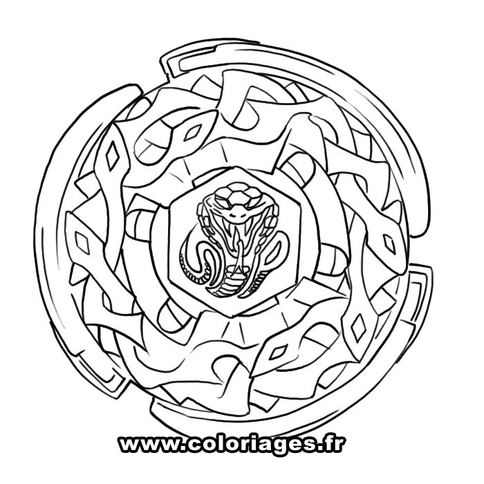 beyblade coloring pages - toupie a colorier beyblade