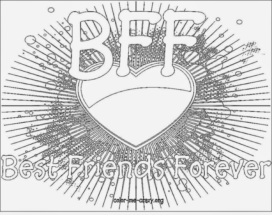 bff coloring pages - lovemom images P bff 01
