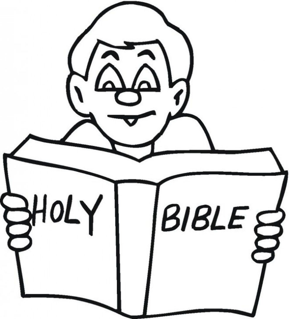 bible coloring pages - printable bible coloring pages