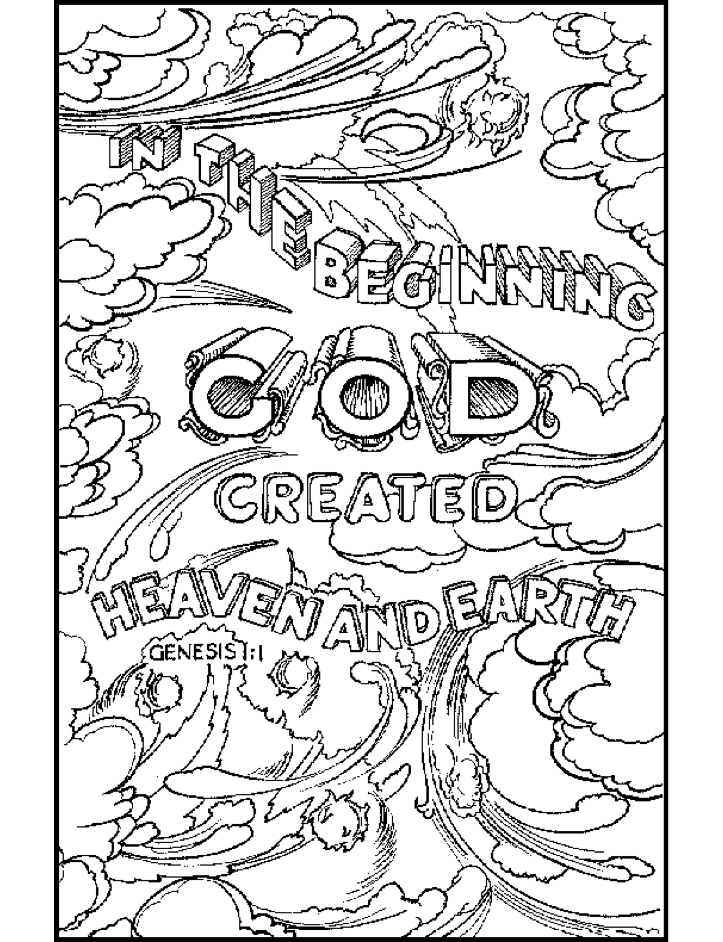 bible coloring pages - abda acts art publishing coloring pages