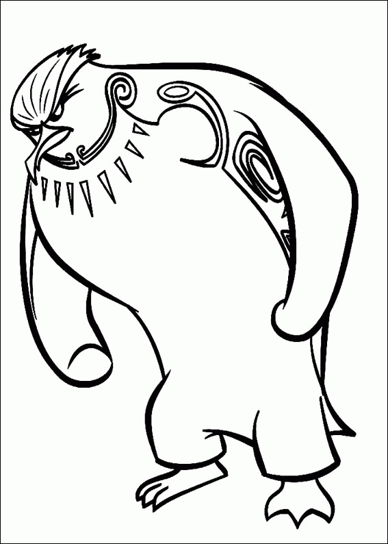 biblical coloring pages - surfs up coloring pages