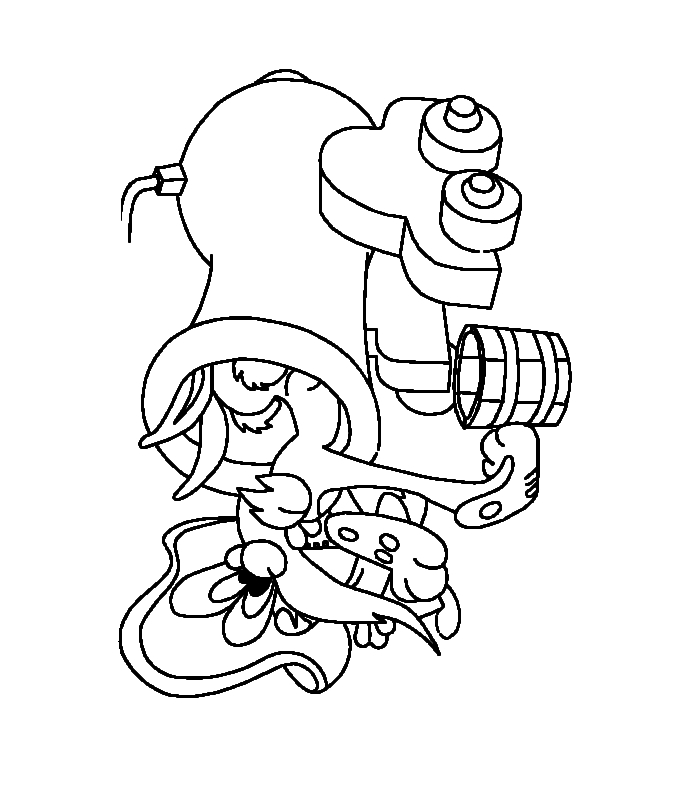 biblical coloring pages - yosemite sam coloring pages