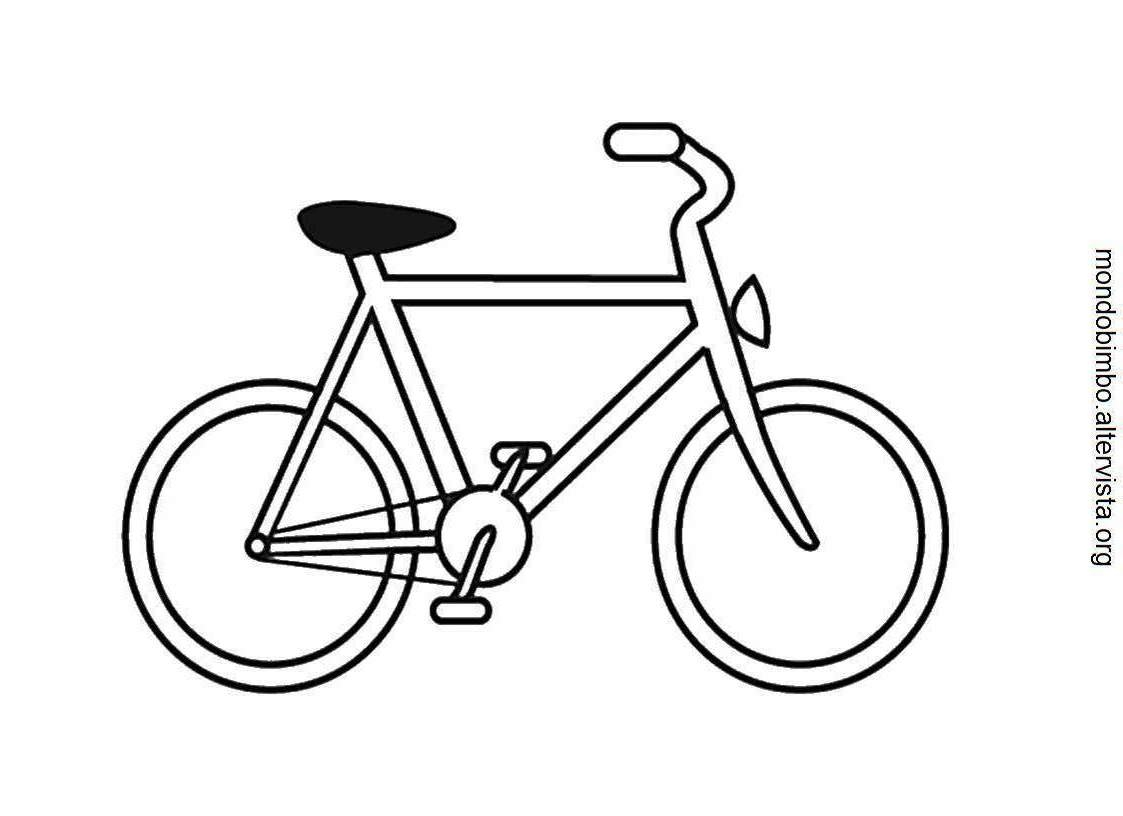 bike coloring pages - 69