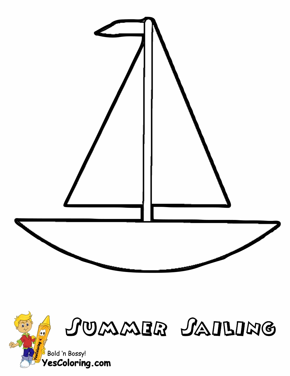 boat coloring pages - ships coloring pages
