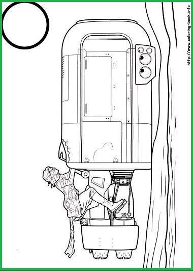 boba fett coloring pages - dibujos de star wars vii para colorear