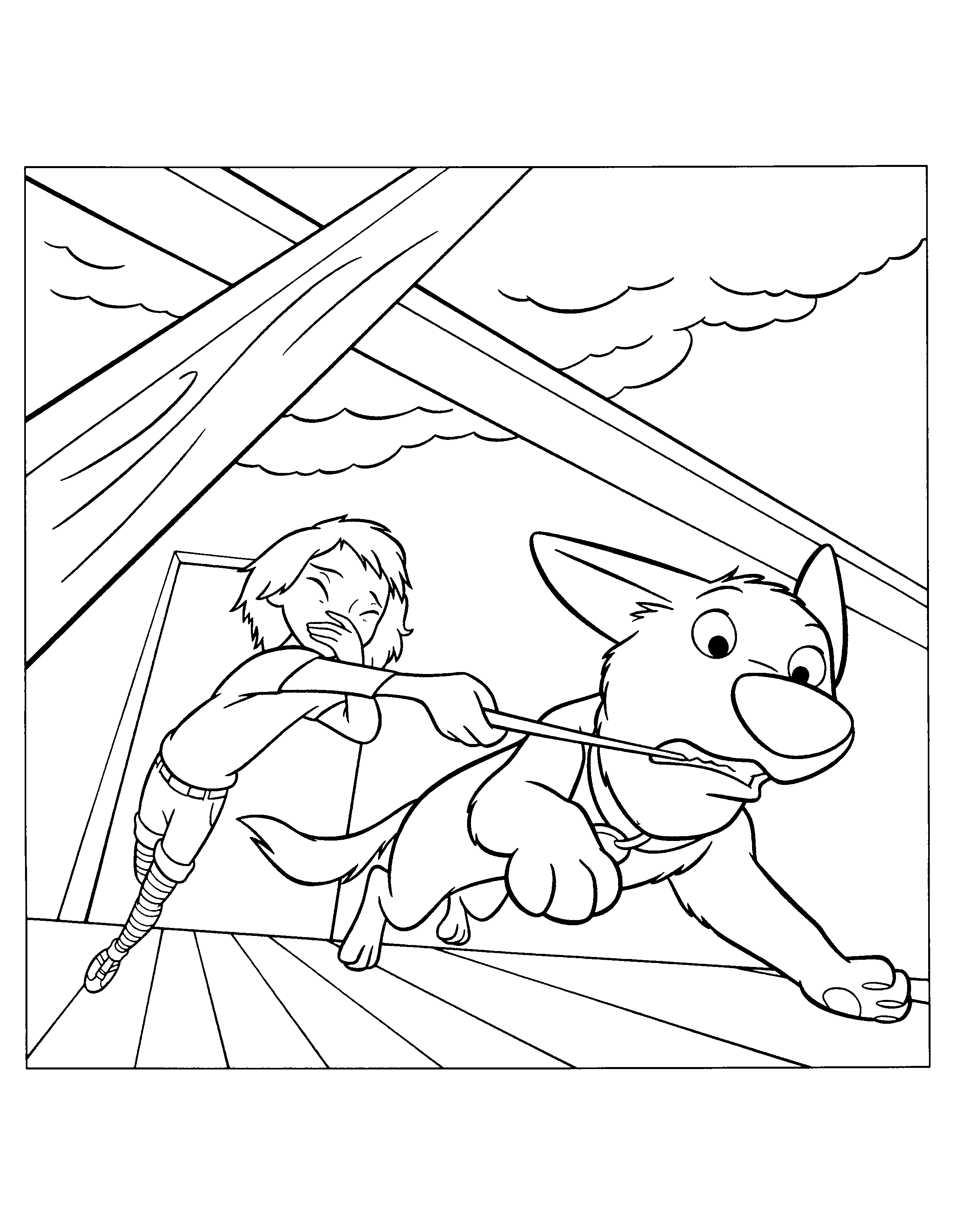 23 Bolt Coloring Pages Images | FREE COLORING PAGES - Part 2