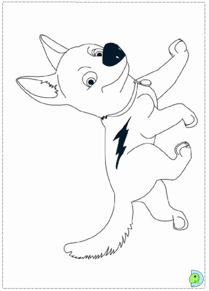 bolt coloring pages - bolt coloring pages for kids