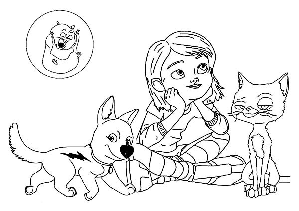 23 Bolt Coloring Pages Images   FREE COLORING PAGES - Part 3