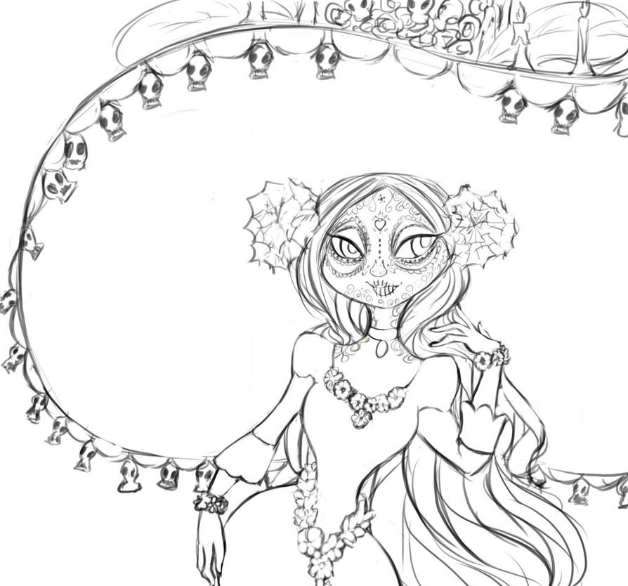 Book Of Life Coloring Pages - the Book Of Life Coloring Pages