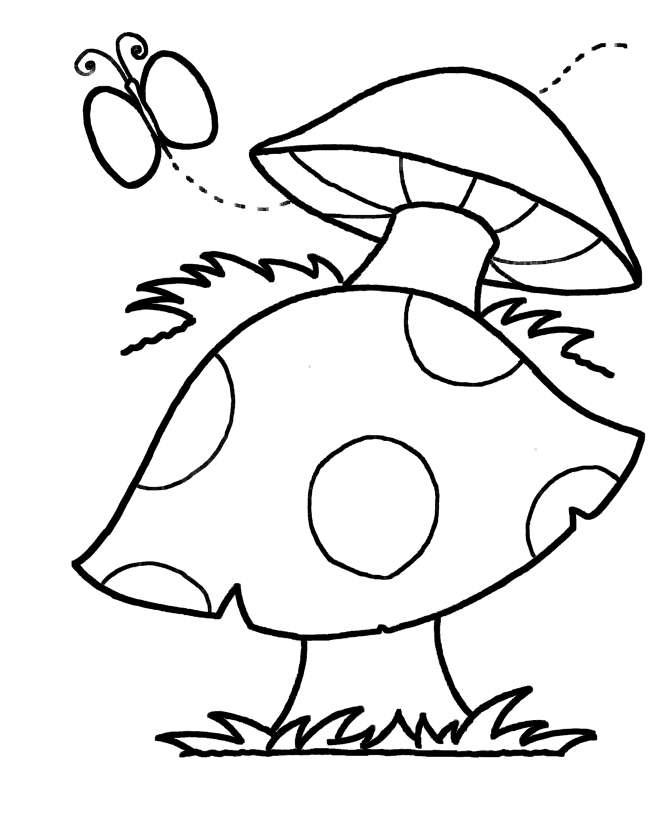 brain coloring page - drawings for kids to color