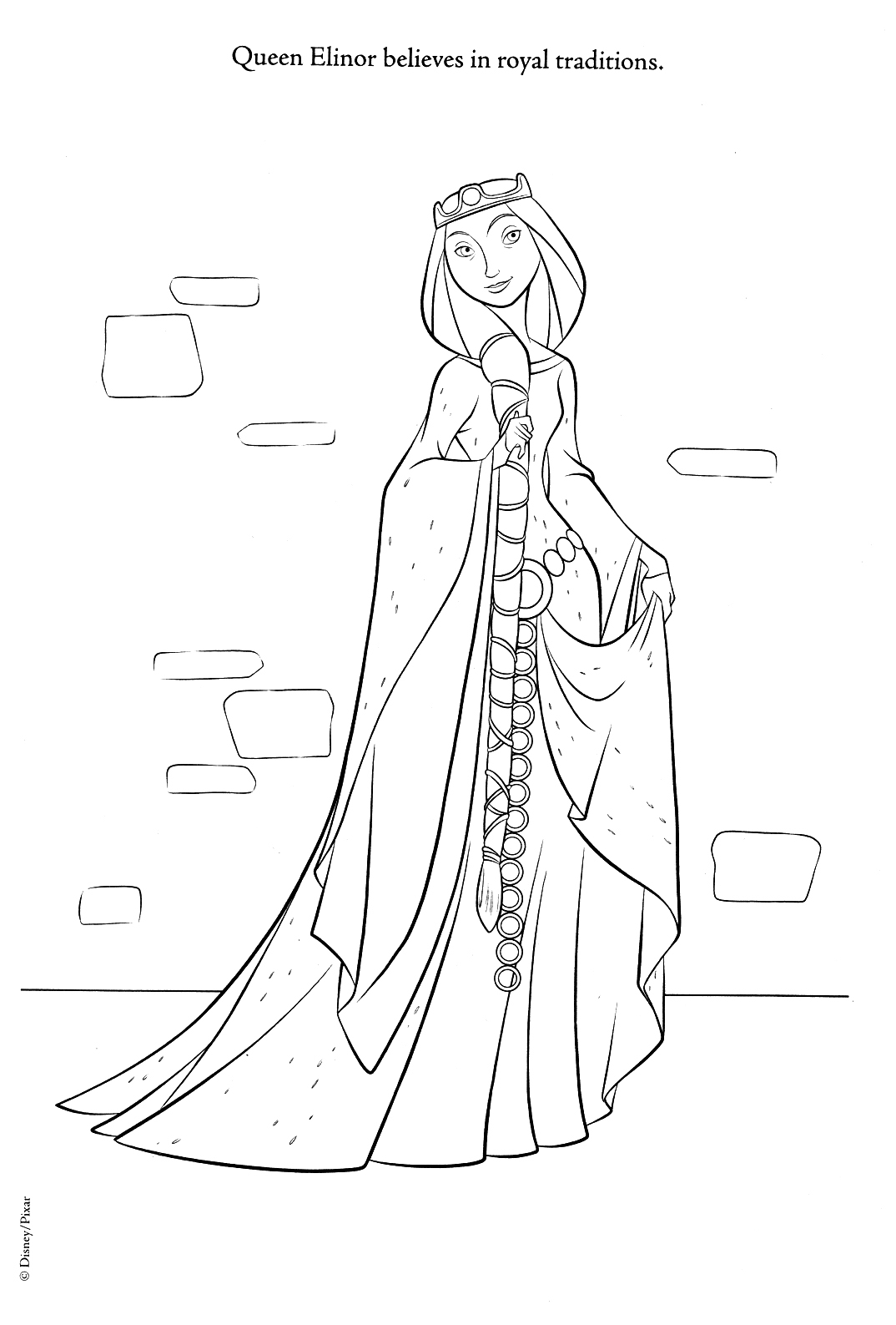brave coloring pages - brave coloring pages photo