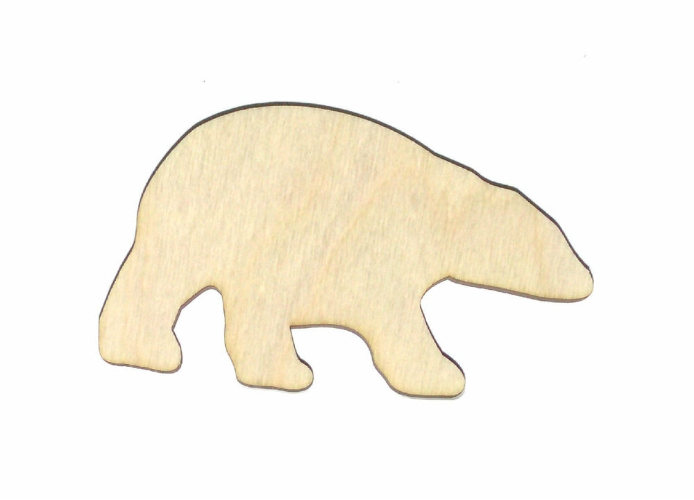 brown bear brown bear coloring pages - polar bear cut outs