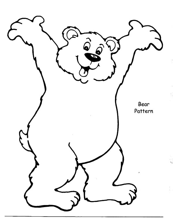 24 Brown Bear Coloring Pages Images | FREE COLORING PAGES ...