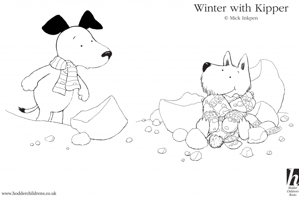bulldog coloring pages - dog coloring pictures cute with picture of 76