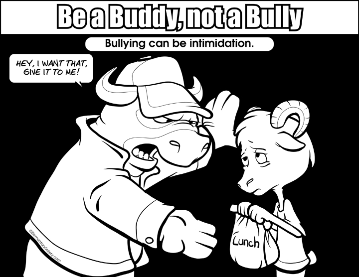 bullying coloring pages - bullying colouring pages TeKaoxGey