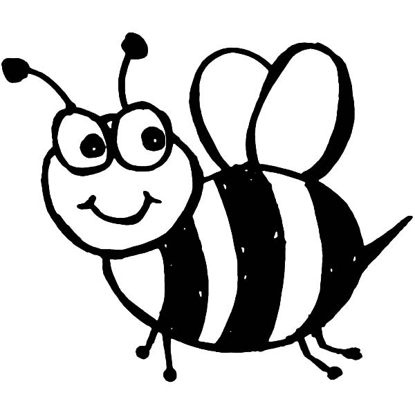 bumble bee coloring page - bumble bee coloring pages for kids