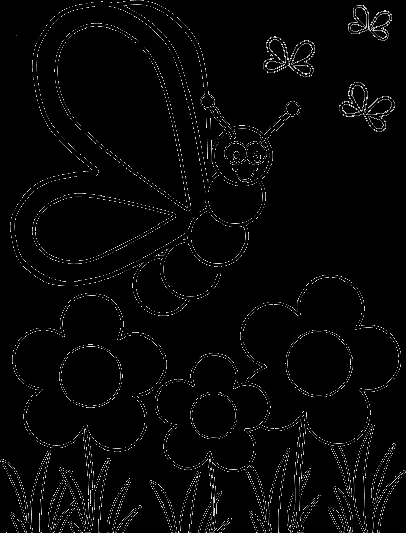 butterfly coloring pages for adults - top butterfly coloring pages 15