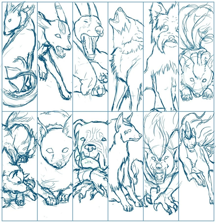 calendar coloring pages - 2012 Pokemon bookmarks WIP