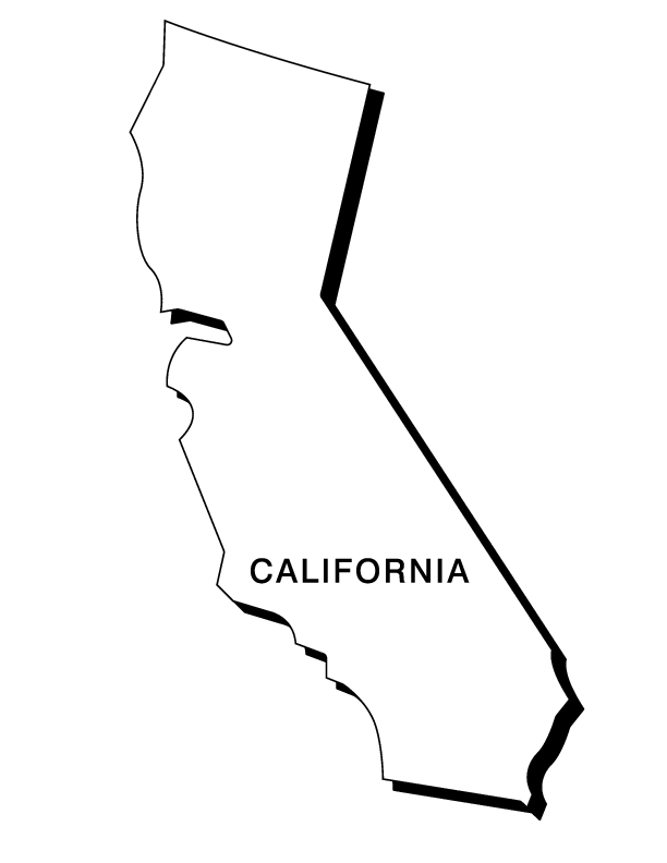 California Coloring Pages - California Redwood Tree Coloring Pages Coloring Pages