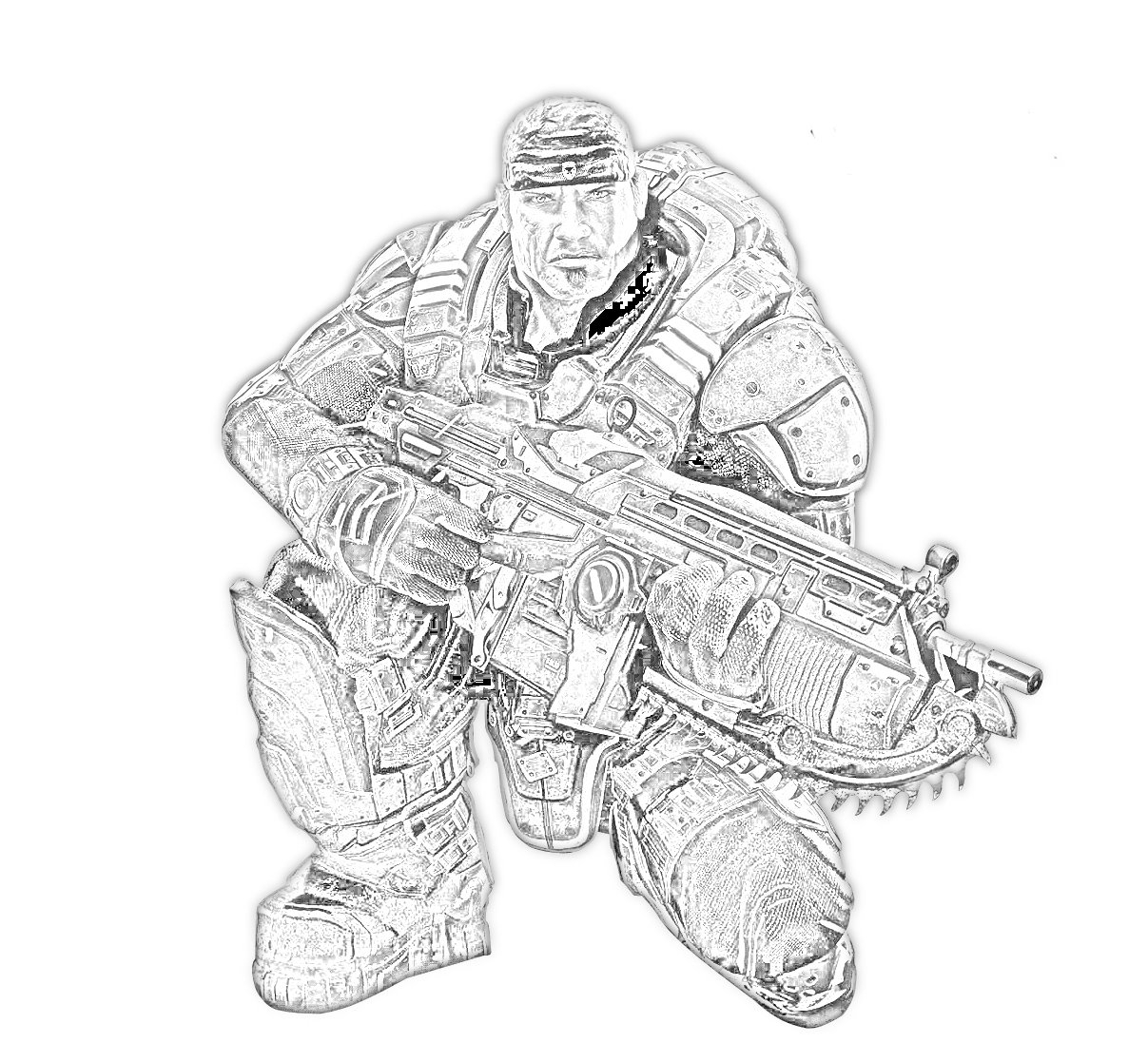 call of duty coloring pages - gowfrank