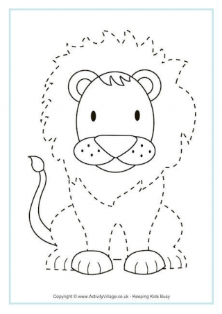 camel coloring page -