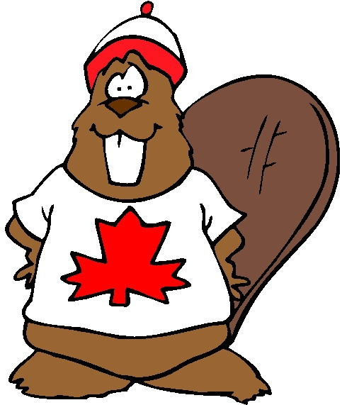 canada flag coloring page - free clipart