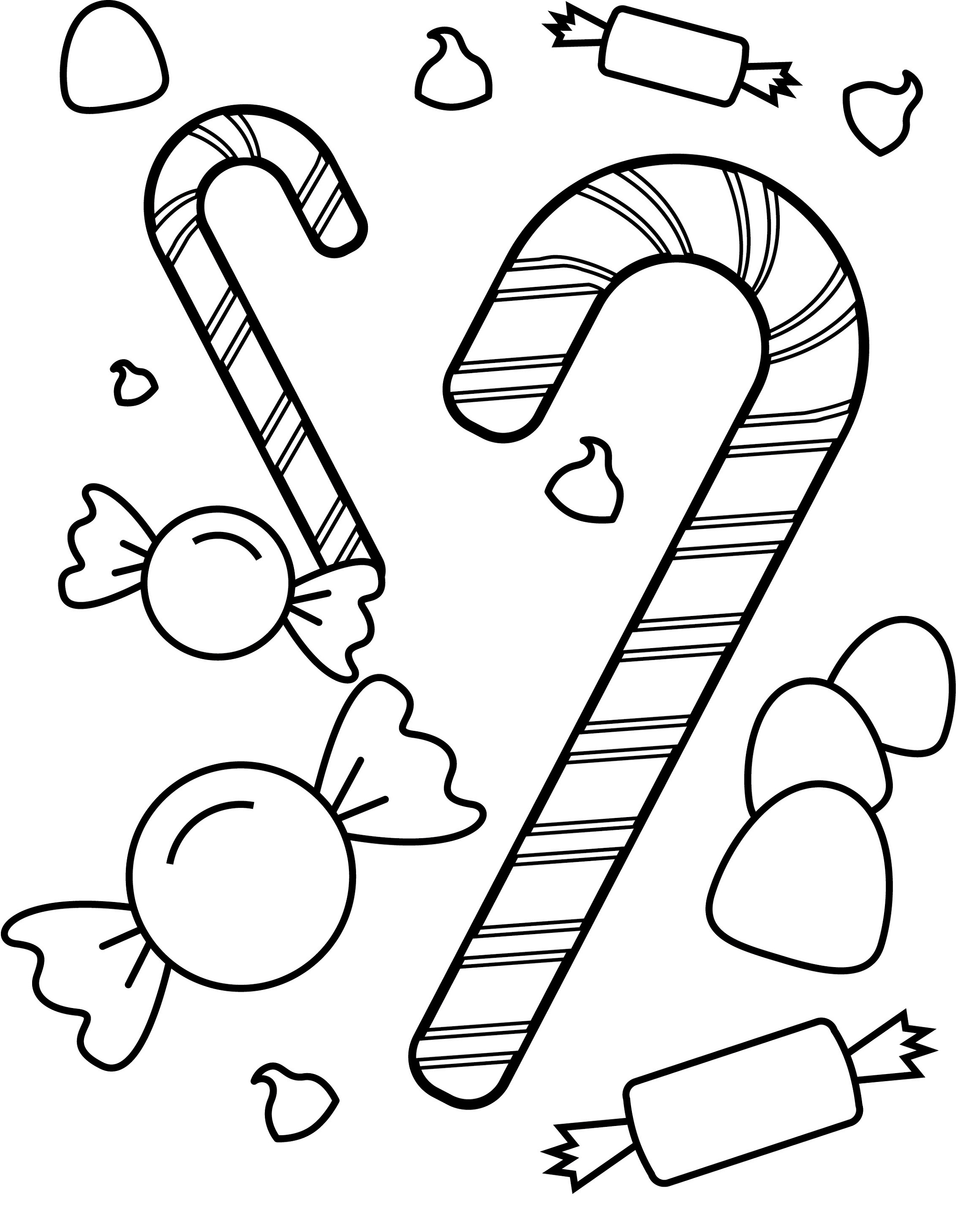 27 Candyland Coloring Pages Pictures | FREE COLORING PAGES ...