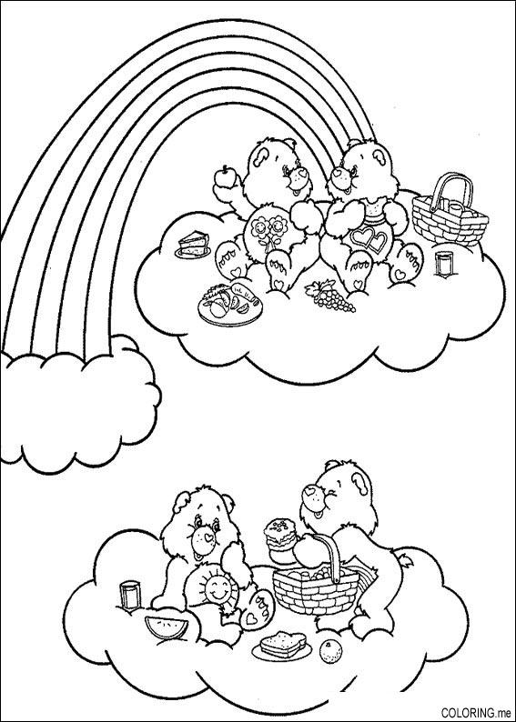 care bear coloring pages - coloring pages id=2081
