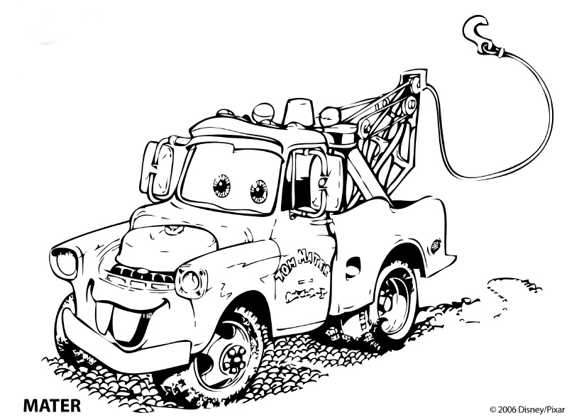 Cars 3 Coloring Pages - Coloriage Voiture Car Flash Mc Queen