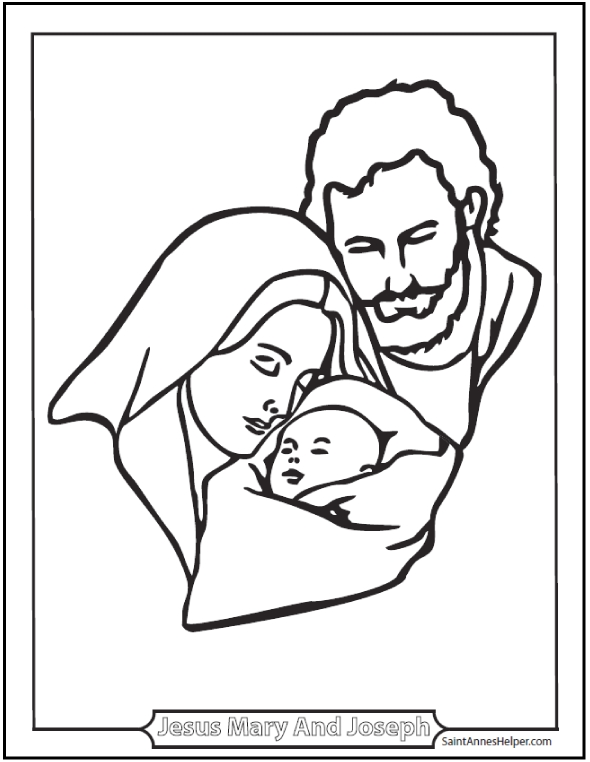 catholic coloring pages - catholic saint coloring pages
