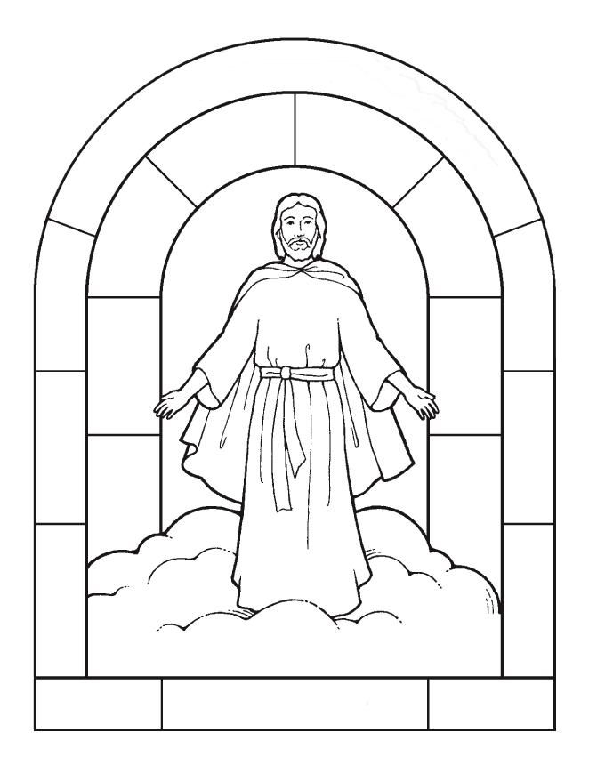 catholic coloring pages - parts of catholic mass coloring page sketch templates