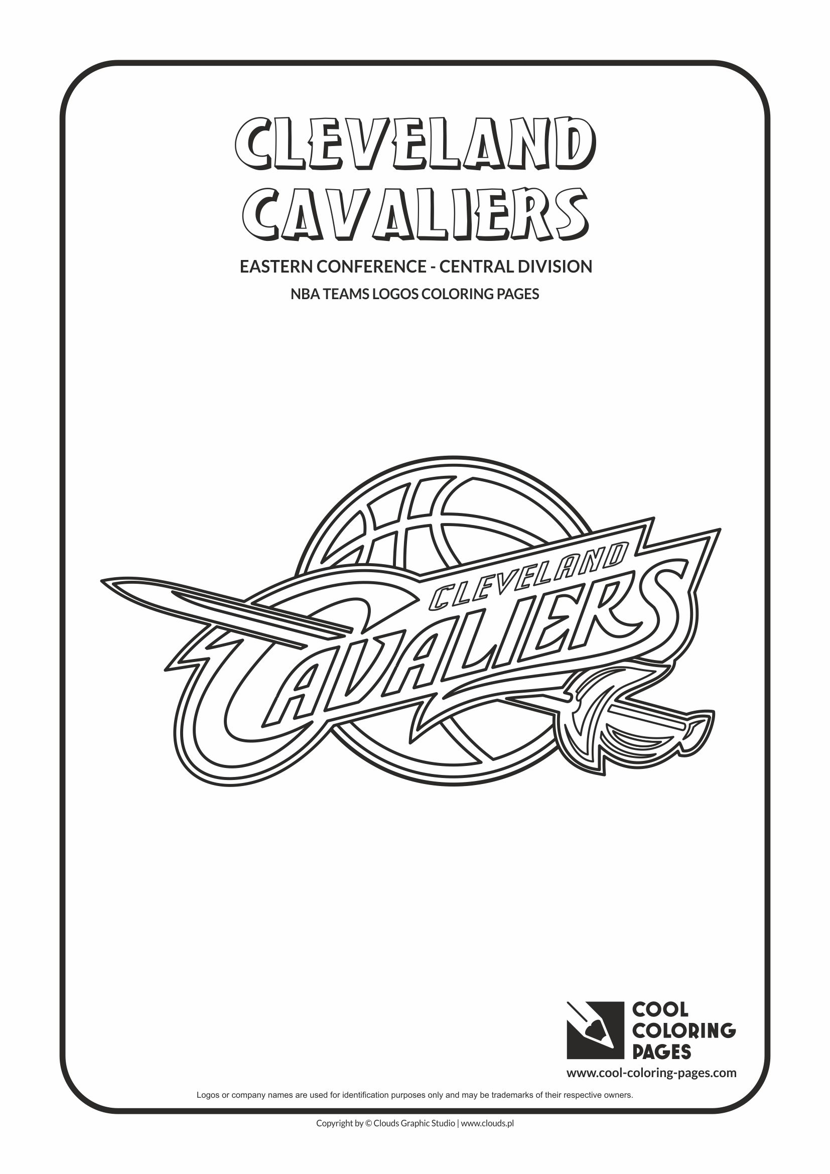 picture relating to Cavs Schedule Printable named 23 Cavs Coloring Internet pages Printable Absolutely free COLORING Internet pages - Element 2