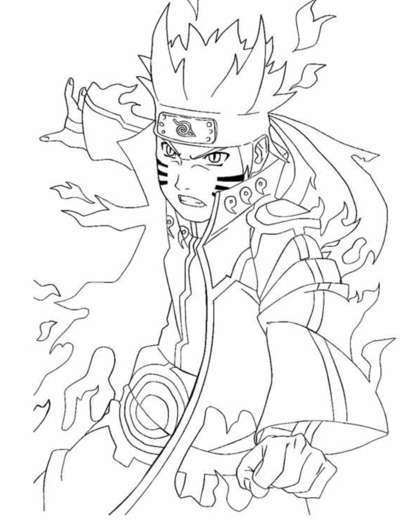 Character Coloring Pages - Coloring Pages Naruto Characters Cooloring Coloring Pages