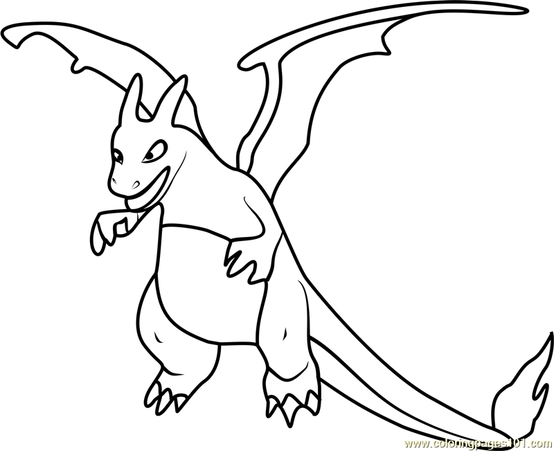 23 Charizard Coloring Page Collections