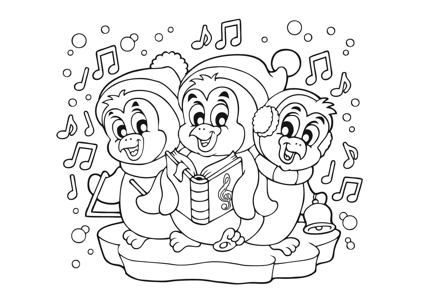 cheer coloring pages - create christmas cheer printer