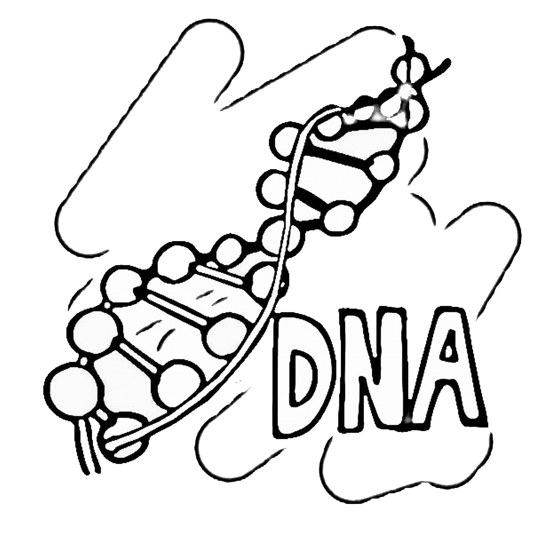 chemistry coloring pages -