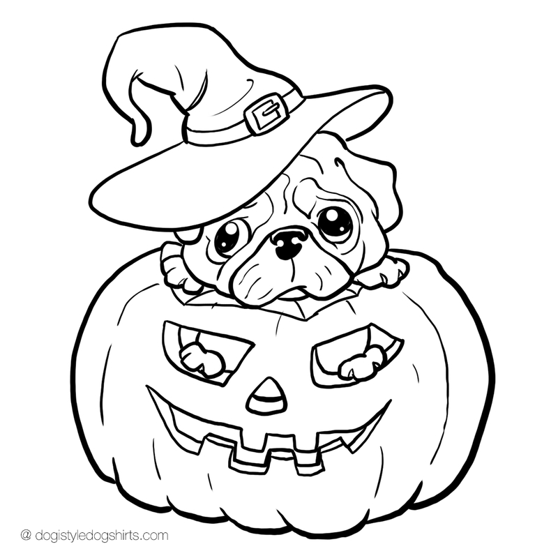 children coloring pages - dog coloring pages