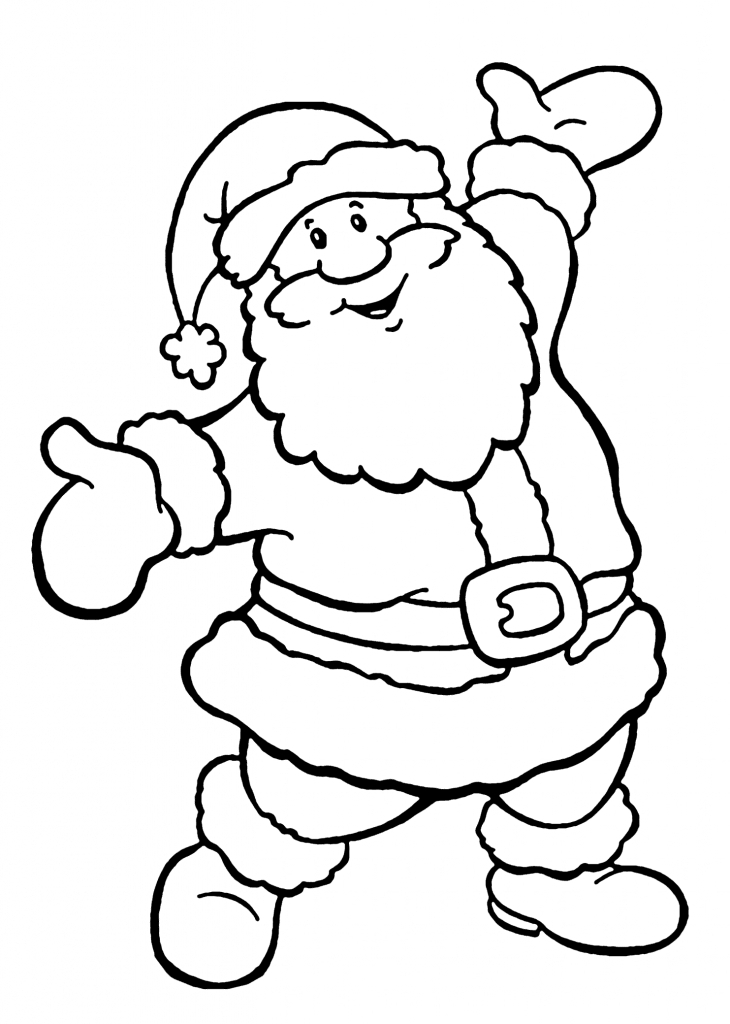 children coloring pages - christmas drawings for kids christmas drawing for kids coloring page for kids