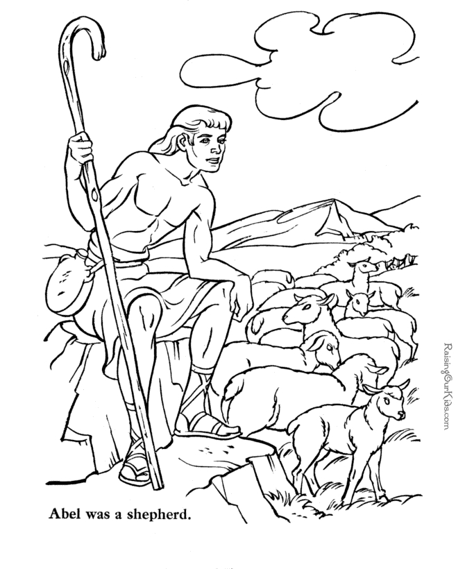 children's bible coloring pages - bible coloring pages online