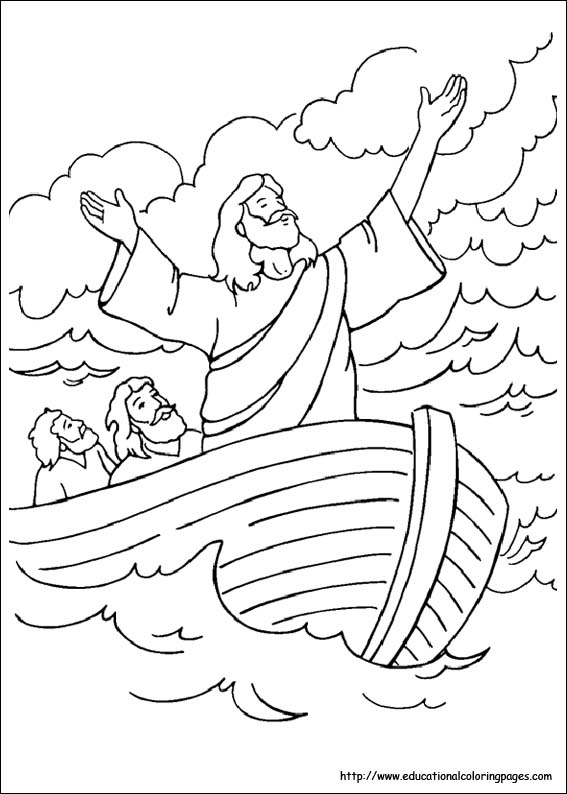Children's Bible Coloring Pages - Christian Coloring Pages for Preschoolers Bible Verse Colori