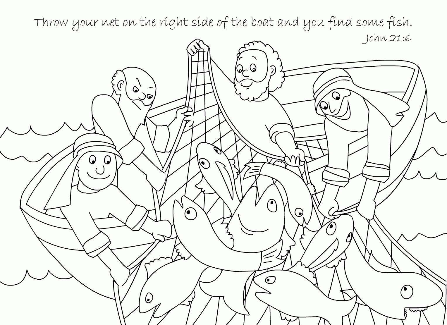 children's bible coloring pages -
