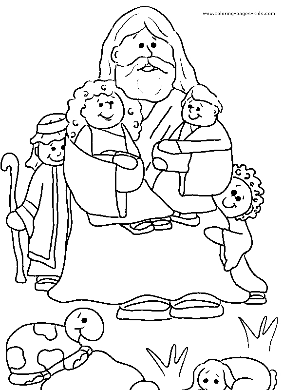 20 Childrens Bible Coloring Pages Compilation FREE COLORING PAGES