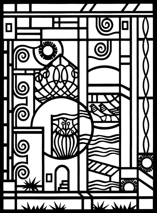 christian adult coloring pages - art coloring pages