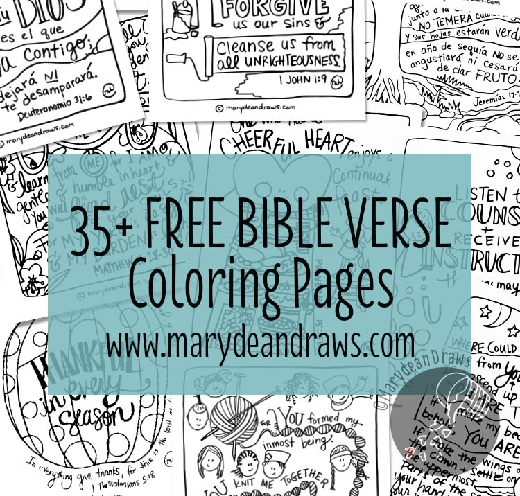 christian adult coloring pages - free bible verse coloring pages 35 pages