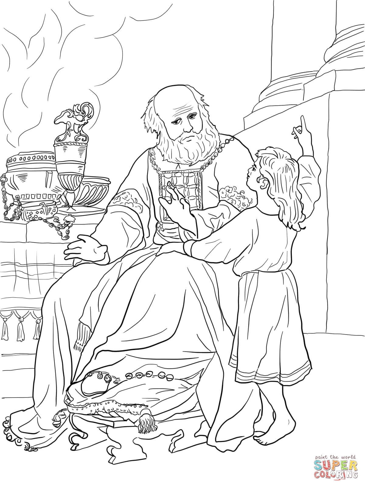 25 Christopher Columbus Coloring Page Collections | FREE ...
